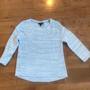 Ann Taylor light spring sweater medium petite